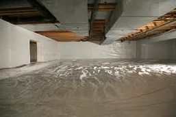 Basement and crawlspace waterproofing 1